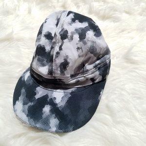 Lululemon Milticolor Gray Black Adjustable Hat